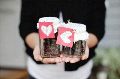 5 idées amusantes de cadeaux d'invités faits main