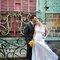 Trash the dress en Baires, Argentina. Fotos Adriana Carolina