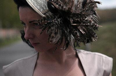 Schicke Headpieces für modische Hochzeitsgäste