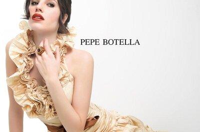 As nossas imagens preferidas da campanha Pepe Botella 2013