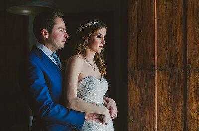 Quiero hacer magia a tu lado... ¡Por la eternidad!: La boda de Mariana y Lázaro