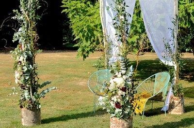5 tendances florales de mariage qui vont faire un carton en 2017 !