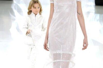 Le passerelle di Haute Couture 2014 ispirano la sposa più eccentrica