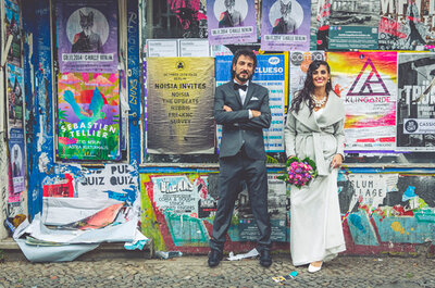 Mitten in Berlin: Heiraten in Kreuzberg