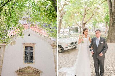 As 10 perguntas que deve colocar para escolher o espaço perfeito para o seu casamento