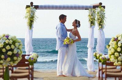 15 de los mejores hoteles para boda en Nayarit: Un destino de encanto para tu historia de amor