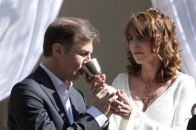 Il matrimonio celtico di Isabella e Giovanni