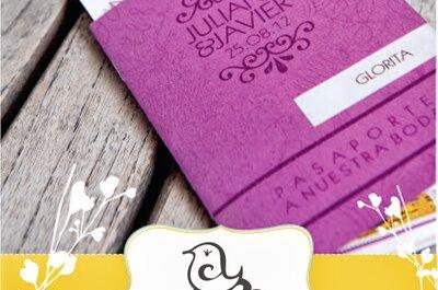 Oxe Graphics: 5 razones por las cuales sus invitaciones de bodas te cautivarán