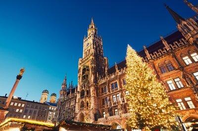 Descubre los mejores mercadillos navideños del mundo, ¡te sorprenderán!