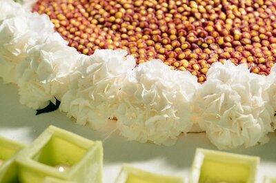 Per il tuo banchetto nuziale, scegli lo sweet catering: una gioia per occhi e palato