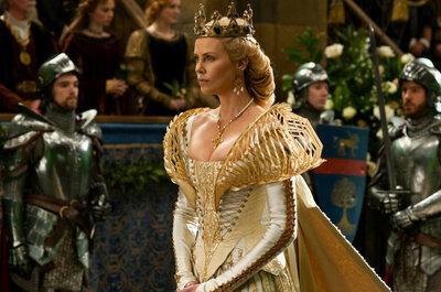 Telle une reine...