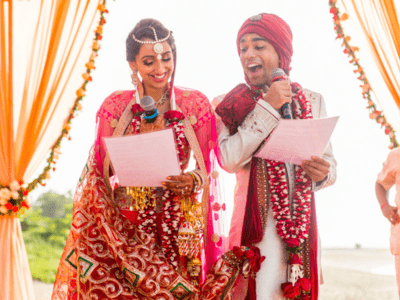 Fun filled Real Wedding of Shivani and Nihar: The one with colors all around
