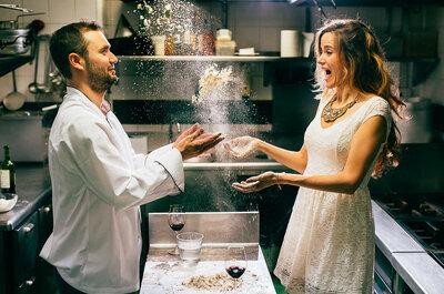 Primeiro jantar como casados: receitas fáceis e surpreendentes!