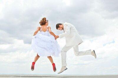 10 mandamentos para uma organização PERFEITA do seu casamento!