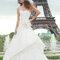 Suknia ślubna z kolekcji Cymbeline 2014.Model: HAPPY