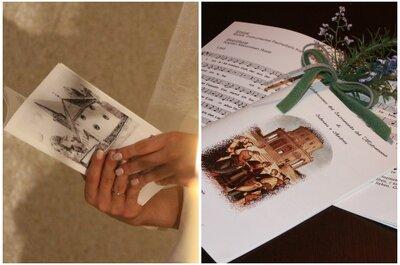 Schobuk : vos livrets, faire-part, menus de mariage personnalisables