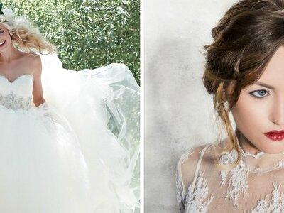 Farbkick für das Braut-Make-up 2016: So setzen Sie stilvoll Farbakzente für den Frühlingslook