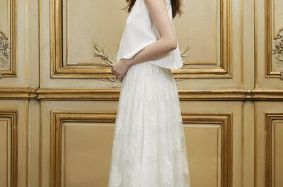 Ganz besondere Hochzeitskleider: Wenn Schwangere heiraten, Inspiration für die schönste Lebensphase