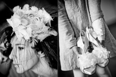 3 caratteristiche della sposa dallo stile eclettico: l'Arte come Musa