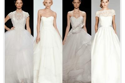 Una buena clase nupcial: 5 tipos de vestidos de novia que le irán perfecto a tu silueta