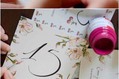 Las mejores tipografías 2015 para tu matrimonio