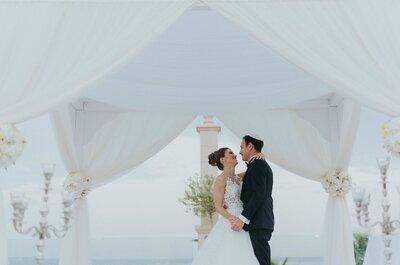Zwei Tage Hochzeit! Snejana und David heirateten auf Mallorca