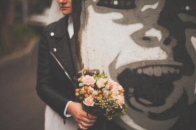 5 типов свадебных букетов, которые станут мега-трендами в 2017 году!