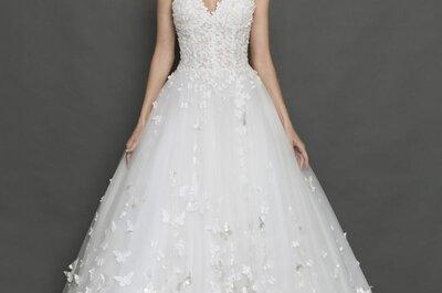 Las 5 mejores diseñadoras para vestidos de novia en Barranquilla