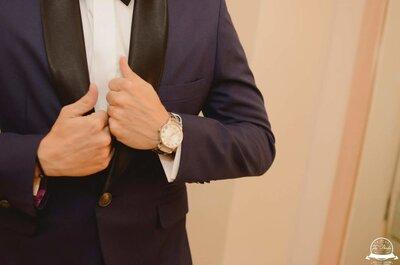 Las 7 mejores tiendas de trajes para novios en Bogotá