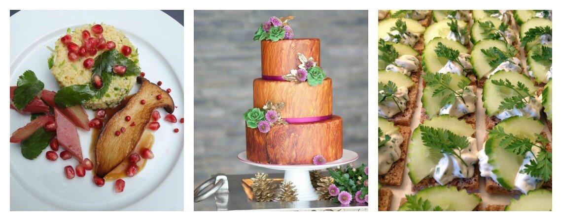 Veganes Catering für Ihre Hochzeit in Deutschland – Hier gibt's kulinarische Höhenflüge für's Brautpaar!