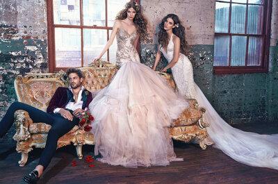 Como escolher o vestido de noiva perfeito? 5 mandamentos de quem entende do assunto!