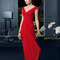 Vestido 8T271 vermelho