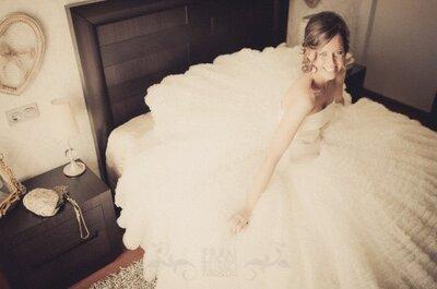 ¿Te comprarías un vestido de novia sin estar aún comprometida?