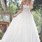 Brautkleider in A-Linie 2016: Maggie Sottero.