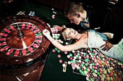 Op zoek naar een bruiloftsthema? Ga voor een Las Vegas Wedding!