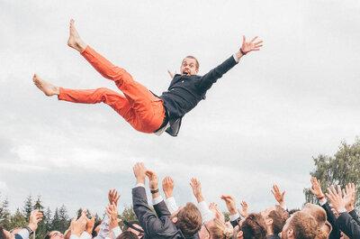 Die 18 definitiven NEINs beim Junggesellenabschied – Da hat der Bräutigam keinen Spaß mehr…
