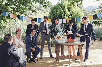 Tipos de invitados: los 11 que te encontrarás en todas las bodas