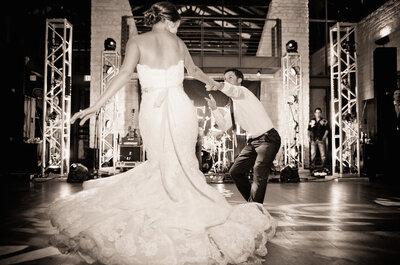 40 canciones perfectas para las bodas de este 2015: Baile para todo tu gran día