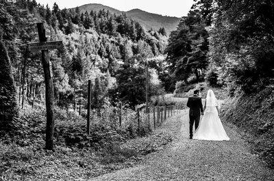 Real Wedding: Sommerhochzeit in Freiburg