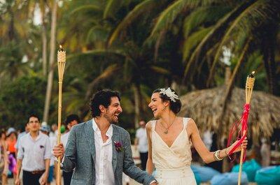 ¿Quieres saber qué es lo que nadie te cuenta de las bodas? 17 cosas que te sorprenderán