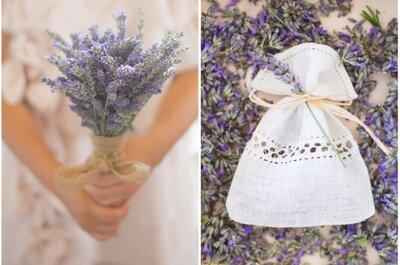Un matrimonio al profumo di lavanda e Provenza: il grande giorno di Flavia ed Andrea a Perugia