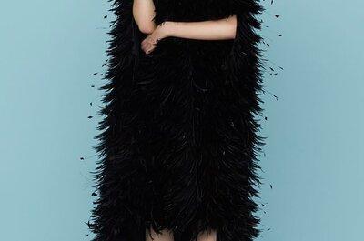 Ulyana Sergeenko: Vestidos de fiesta alta costura inspirados en la tradición rusa... ¡Estilo globalizado!