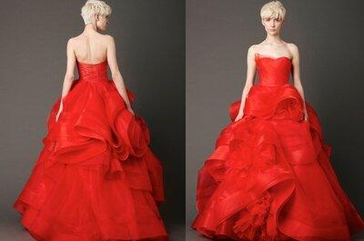 Vera Wang 2013 los vestidos de novia para primavera