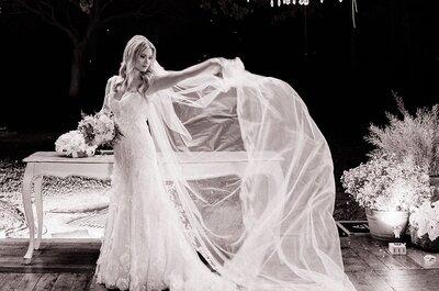 Como guardar o vestido de noiva para que dure para sempre: 7 dicas infalíveis!
