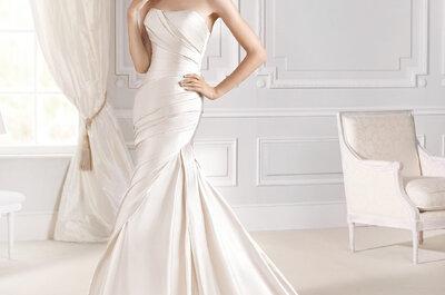 Maravilhosos vestidos de noiva La Sposa 2015