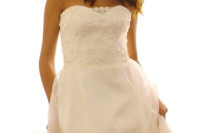 Quando, come, perché e con chi: la guida alla scelta dell'abito da sposa perfetto!