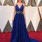 Brie Larson con un diseño de Gucci.