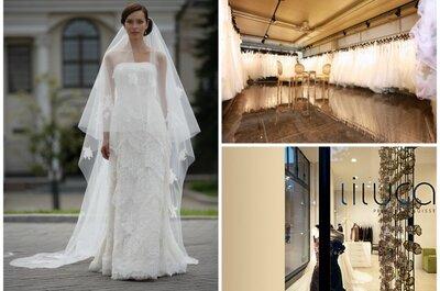 Finden Sie Ihr Brautkleid in Zürich - in den top Brautläden der Stadt!