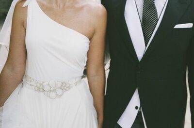'First look': El momento más mágico de la boda