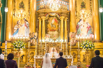 Las iglesias más bonitas de Lima para tu matrimonio
